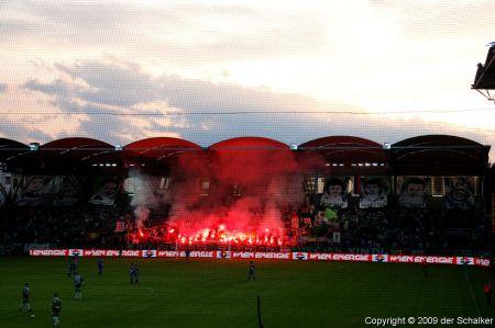 Rapid Wien - Schalke 04  11.07.2009 231