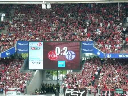 Nürnberg - Schalke 04 08.08.2009 114